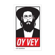 Cute Jewish art Decal