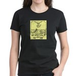 """Hang In There"" Women's Dark T-Shirt"