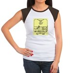 """Hang In There"" Women's Cap Sleeve T-Shi"