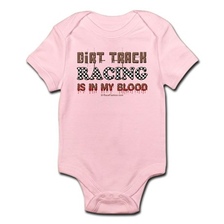 Dirt Track Auto Racing on Auto Baby Clothing   Dirt Track Racing Blood