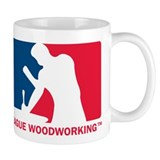 Major League Woodworking Small Mug