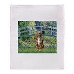 Bridge-Aussie Shep (#5) Throw Blanket
