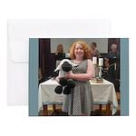 MonaLisa-Tri Aussie Shep2 iPad Case