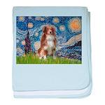 Starry-Aussie Shep #4 baby blanket