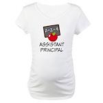 Assistant Principal Maternity T-Shirt
