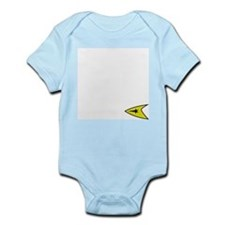 Star Trek Baby Uniform Onesie - Kirk (Variant)