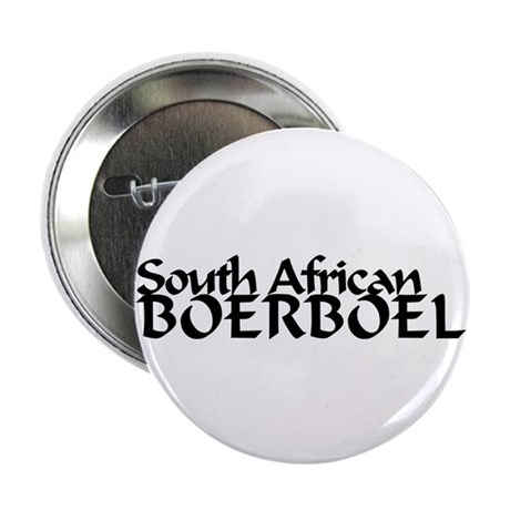 "South African Boerboel 2.25"" Button (10 pack)"