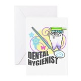 Dental Hygienist Greeting Cards (Pk of 20)