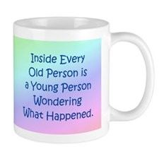 Getting Older Mug