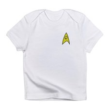 Baby Star Trek Uniform T-Shirt - Scotty / Uhura
