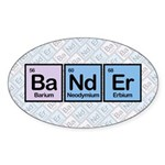 Elements of Banding Sticker (Oval)