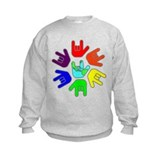 Love of Many Colors Sweatshirt