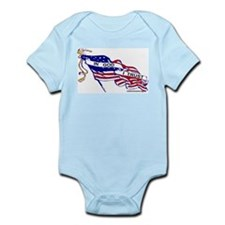 In God I Trust Infant Bodysuit