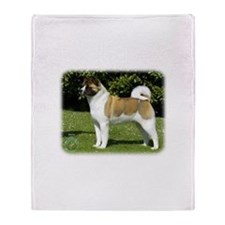 Akita 9R047D-143 Throw Blanket