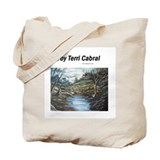 Unique Winter landscape Tote Bag