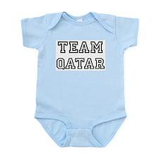 Team Qatar Infant Creeper