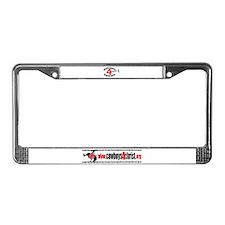 C4C License Plate Frame