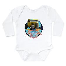 American legend Long Sleeve Infant Bodysuit