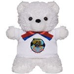 American legend Teddy Bear