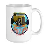 American legend Large Mug