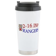 2nd Bn 16th Infantry Ceramic Travel Mug