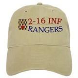 2nd Bn 16th Infantry  Baseball Cap