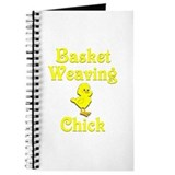 Basket Weaving Chick Journal