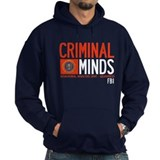 Criminal Minds FBI BAU Hoodie
