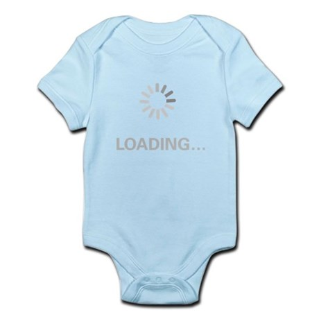 Loading Circle - Infant Bodysuit