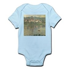 Cute Impressionist Infant Bodysuit