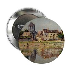 "Cute Monet 2.25"" Button (100 pack)"