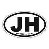 Jackson Hole Decal
