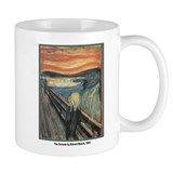 Edvard Munch Scream Small Mugs
