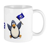 Louisiana Penguin Mug