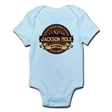 Jackson Hole Sepia Infant Bodysuit