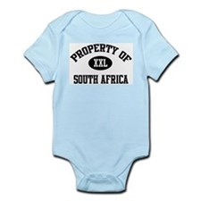 Property of South Africa Infant Creeper