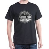 Jackson Hole Grey T-Shirt