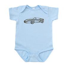 Lambo Glow Infant Bodysuit