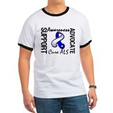 Cure ALS Ribbon T