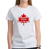Canadian Girls Do It Better Tee