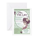 My Fair Lady Greeting Cards (Pk of 10)