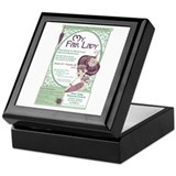 My Fair Lady Keepsake Box