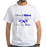 ALS Tribal Ribbon Hero Shirt