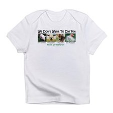 Animal Voices Infant T-Shirt