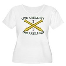 2nd Bn 32nd Field Artillery T-Shirt