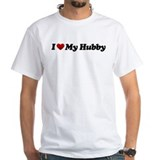I Love My Hubby Shirt