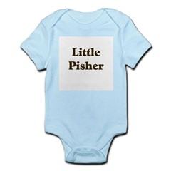 Jewish - Little Pisher - Infant Creeper
