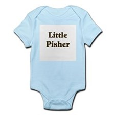 Jewish - Little Pisher -  Infant Creeper