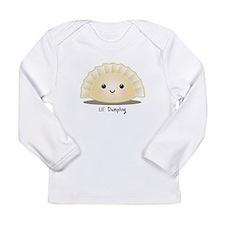 Dumpling (Mandu) Long Sleeve Infant T-Shirt