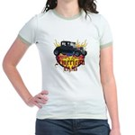 Rat Rod Jr. Ringer T-Shirt